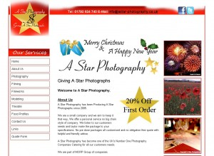 A Star Photography - Gone Christmas